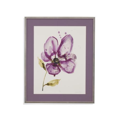 Violet Petals I