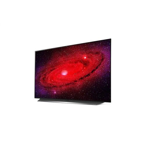 LG CX 48 inch Class 4K Smart OLED TV w/ AI ThinQ® (48.2'' Diag)