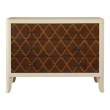 Classic Chic Bachelor Chest