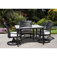 Dakota Dining Square Table