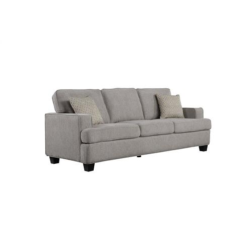 Emerald Home Carter Sofa & Loveseat Grey