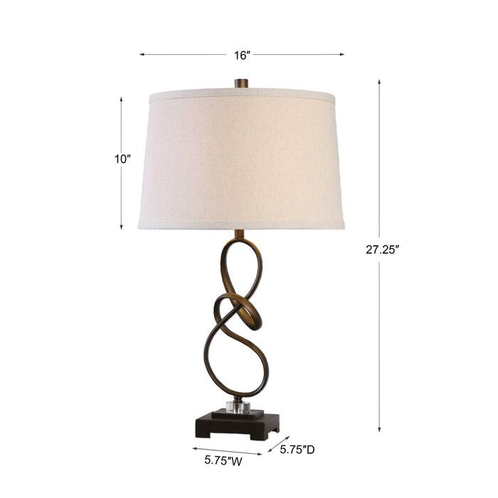 Uttermost - Tenley Table Lamp