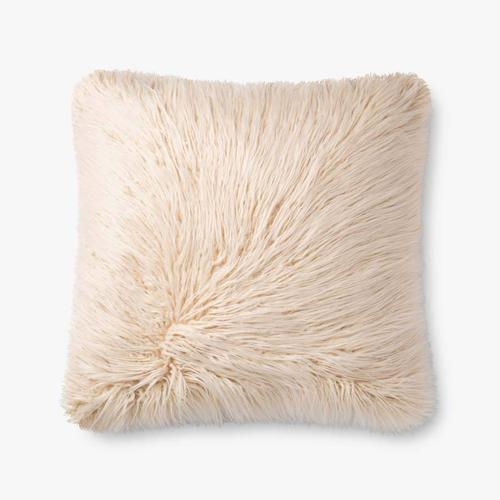 P0786 Multi / Ivory Pillow