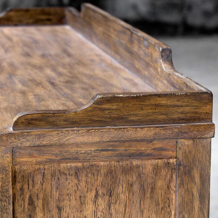 Uttermost - Ardusin Hobby Cupboard, Driftwood