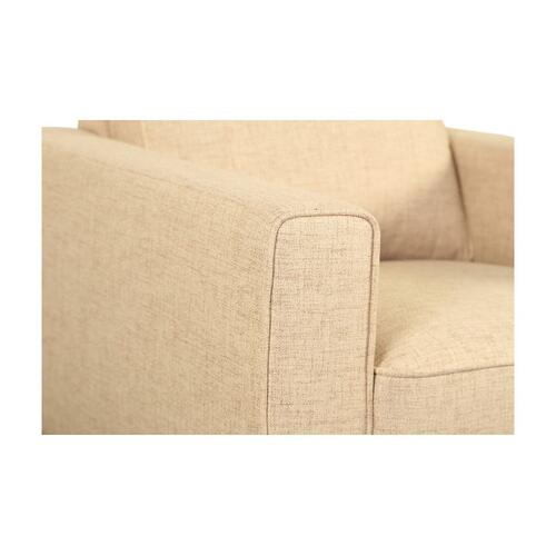 Oakley Cream Sofa, Loveseat & Chair, SWU4038