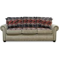 Jaden Sofa with Nails Product Image