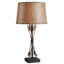 See Details - Bound Arrow - Table Lamp