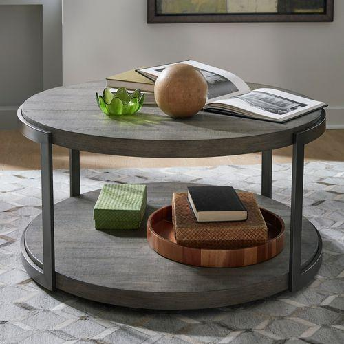 Liberty Furniture Industries - Round Cocktail Table Base