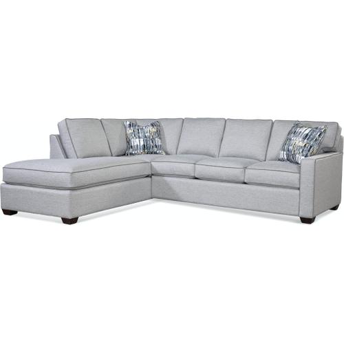 Braxton Culler Inc - Gramercy Park Two-Piece Bumper Sectional
