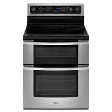 Gold® 30-inch Self-Cleaning Double Oven Freestanding Electric Range