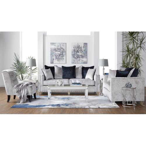 Hughes Furniture - 4825 Loveseat
