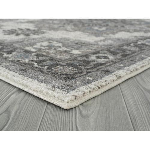 Amer Rugs - Alexandria Alx-51 Ivory Stone Gray