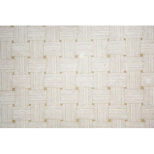 "20"" x 30"" x 3 sheets Off-White Gift Wrap (Crosshatch Option)"