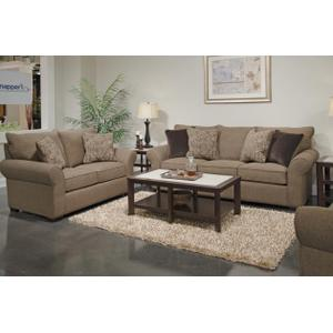 Maddox Fossil Living Room Set