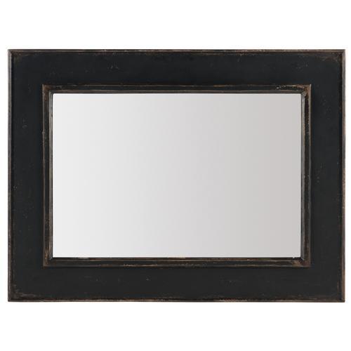 Ciao Bella Landscape Mirror- Black