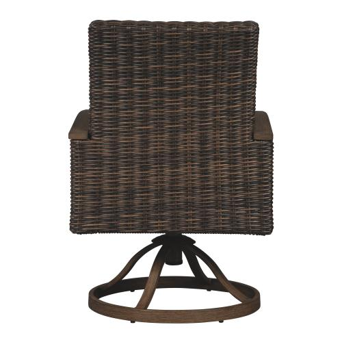 5-piece Outdoor Fire Pit Table and Chair Package