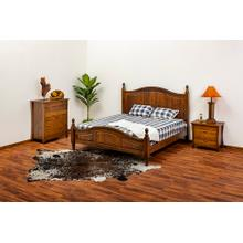 View Product - Pike's Peak Bed-provincial - Queen Headboard Only