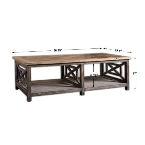 Spiro Coffee Table