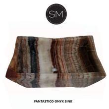 Fantastico Onyx Concave Sink