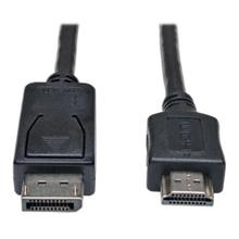 See Details - DisplayPort to HDMI Adapter Cable (M/M), 3 ft. (0.9 m)
