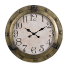Starboard - Wall Clock Product Image