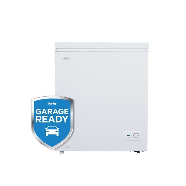 DanbyDanby Diplomat 5.0 Cu. Ft. Chest Freezer