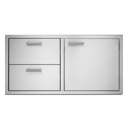 """Viking - 42"""" Double Drawer and Access Door Combo - VOADDR5421SS"""