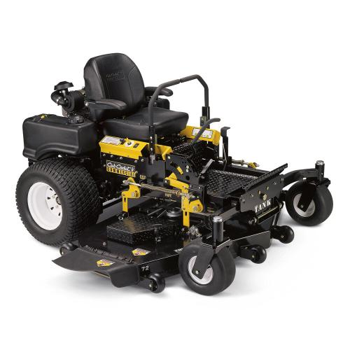 Cub Cadet Commercial Commercial Ride-On Mower Model 53AB5GFZ750