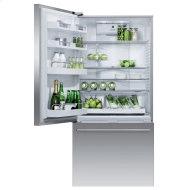 "Freestanding Refrigerator Freezer, 32"", 17.5 cu ft, Ice & Water"