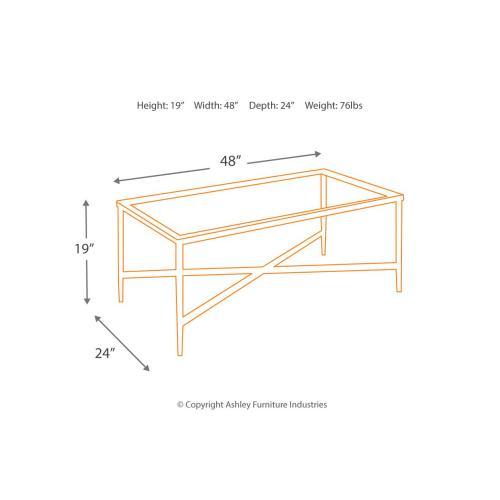 Augeron 3-Pack Tables
