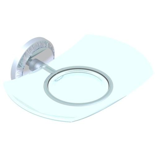 Wall Mounted Glass Soap Dish
