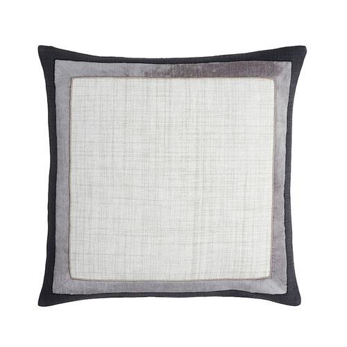Dakota Pillow Cover Black