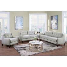 Mellon Oatmeal Sofa, Loveseat & Chair, U1651