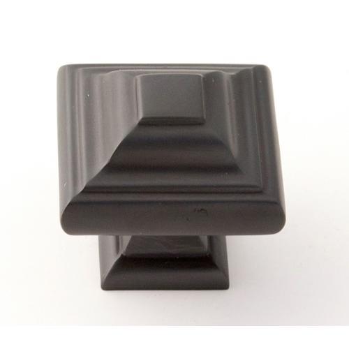 Alno Inc - Geometric Knob A1525 - Bronze
