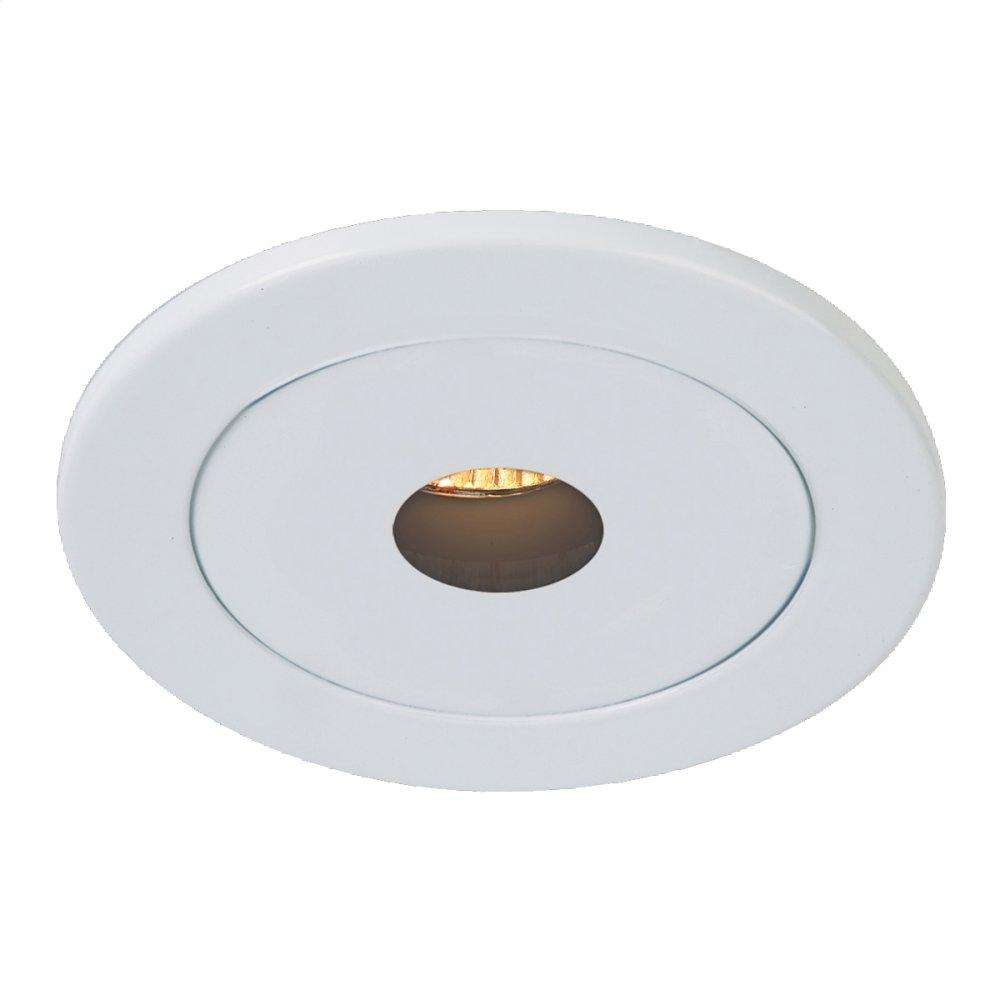 See Details - TRIM,3IN PIN HOLE - White