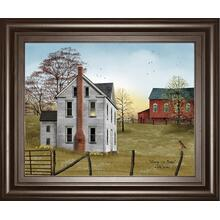 """Morning Has Broken"" By Billy Jacobs Framed Print Wall Art"