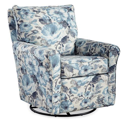 Best Home Furnishings - KACEY Swivel Glide Chair