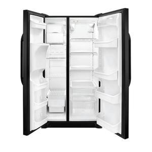 Gallery - Frigidaire 25.5 Cu. Ft. Side-by-Side Refrigerator
