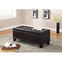 7072 PU Tufted Storage Bench