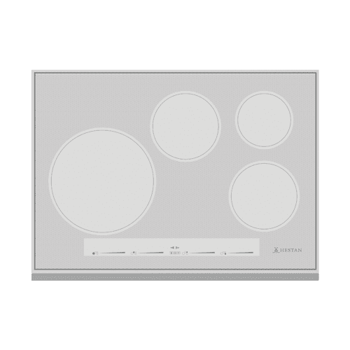 "Hestan - 30"" Induction Cooktop - KIC Series - Metallic-silver"