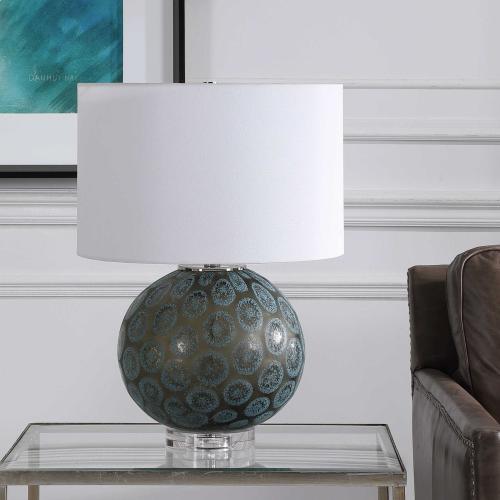 Uttermost - Agate Slice Table Lamp