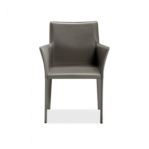 Jada Arm Chair - Grey