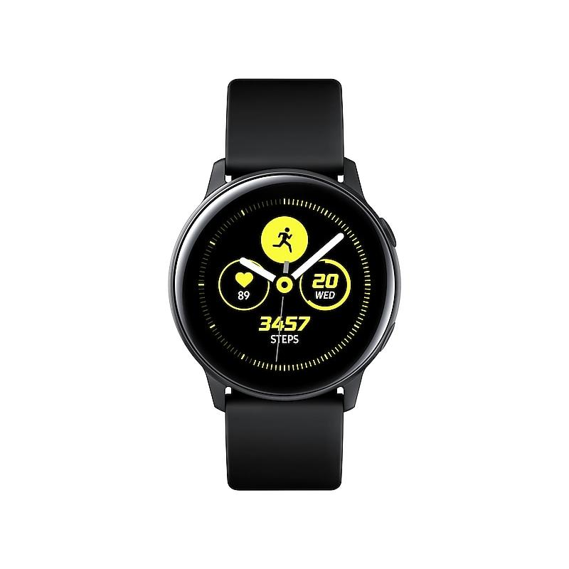 View Product - Galaxy Watch Active (40mm), Black (Bluetooth)