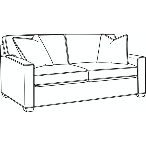 Braxton Culler Inc - Easton Loft Sofa