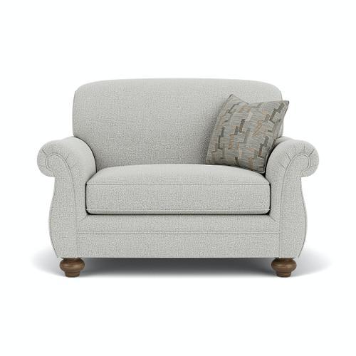 Flexsteel Home - Winston Chair and a Half