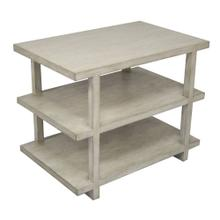 Leeward Tier Table in Glacier Finish