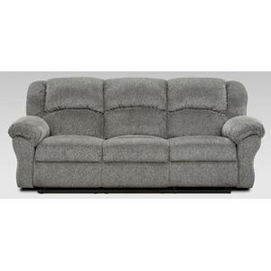 Allure Gray Motion Living Room Set