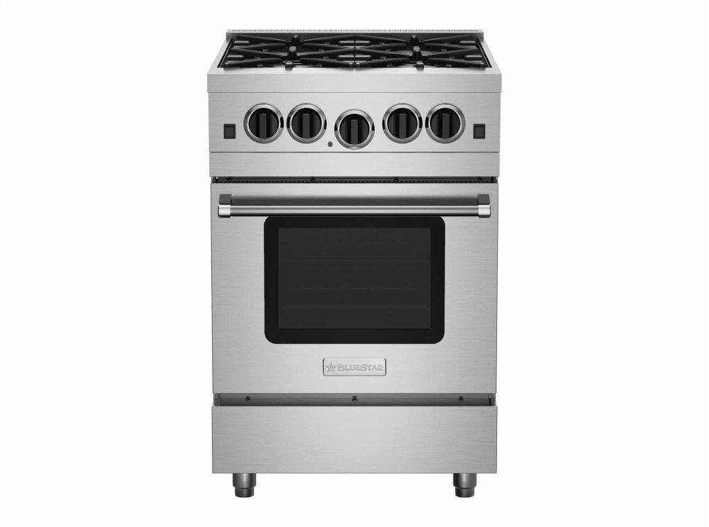 "Bluestar24"" Culinary Series (Rcs) Sealed Burner Range"