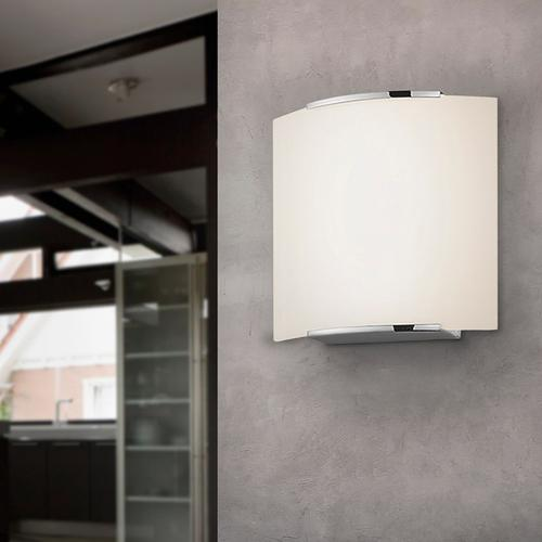 Sonneman - A Way of Light - Wave Square Sconce [Color/Finish=Satin Nickel]