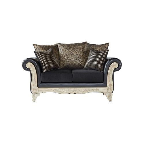 Hughes Furniture - 17925 Loveseat